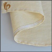 High quality pure bulk linen fabric for men shirt made in china