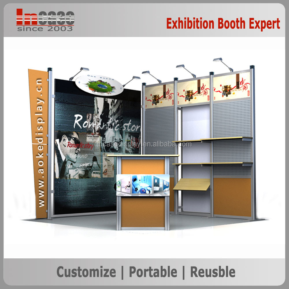 Custom Exhibition Stand Price : Custom exhibition expo stand buy