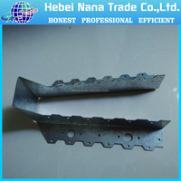 Hot-dipped galvanized high quality metal joist hanger (factory)