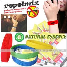 RepelMix Citronella Silicone Mosquito Repellent Bracelets