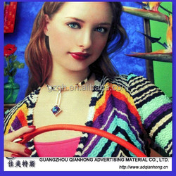 mould resistant poly waterproof digital printing photo canvas