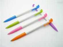 Ball pen candy color pen slender pen
