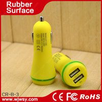 high speed charger mini usb car charger 9v 2a for QC 2.0 mobile phones