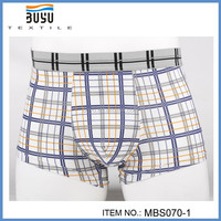 BuYu 2015 new arrival extra large cotton underwear men boxer