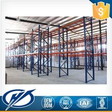 Customization Stacking Double Deep Pallet Racking System