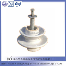 High quality electric ANSI 33 kv pin ceramic insulator for power line
