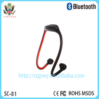 Wireless Bluetooth 4.0+NFC Stereo Handsfree Neckband Sports Headset Headphone Earphone for Android iOS iPhone 6 Plus