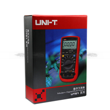 Mini Digital Multimeter UT61C UNI-T Multimeter
