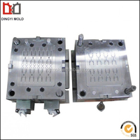 Plastic injection mold bases and components