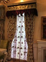 Window curtain,luxury blackout Curtain for sale