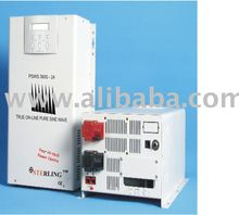 Inverter chargers, charge controllers, Solar panels, Solar fridges, etc