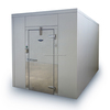 small freezer room(for fish, meat, poultry,beaf) with pu sandwich panel and germany bitzer condensing unit