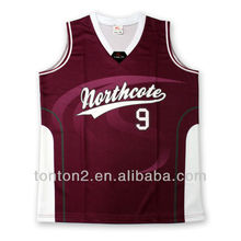 2013 hot selling custom sublimation basketball jersey green color