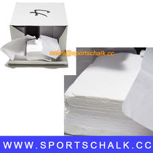 Good quality gym chalk, olympic weights, free weights