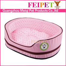 pink cosy pet beds super soft princess dog bed pet accessories