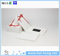 usb digital video player greeting cards / cheap video advertising video player