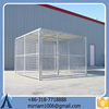 2016 hot sale low price dog kennel/pet house/dog cage/run/carrier
