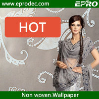 High foaming soundproof wallpaper for wall decoration
