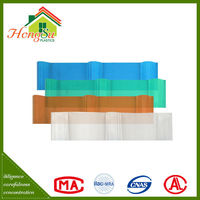 Wholesale high quality Light weight and hard FRP rigid plastic sheet