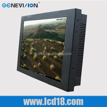 17 inch Widescreen Touch Screen USB input high Resolution LCD monitor with touch screen