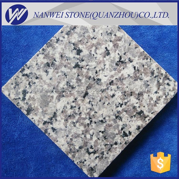 白鳥白い花崗岩キッチンカウンタースカイグレー御影石バートップ中国グレー御影石ワークトップまたはデスクトップ