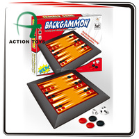 backgammon game table funny family game