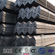 GB nad JIS standard prime carbon mild equal and unequal angle steel bars