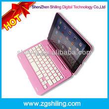 For iPad mini keyboard Aluminum alloy Bluetooth Wireless case