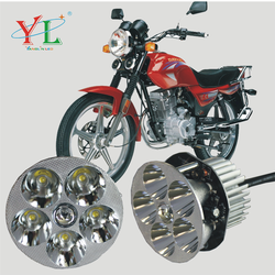 2015 Newest price motorcycle parts, china motorcycle led headlight