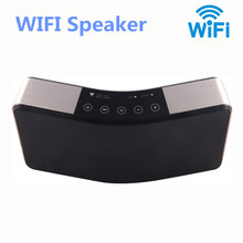 2015 new design Oi300 360 surrounded sound bluetooth speaker wifi airplay speaker for microphones
