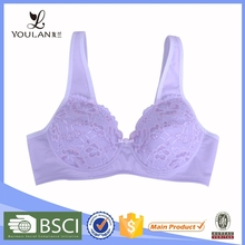 Low Price Comfortable Young Girl Apricot Molded Bra Cup