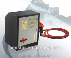 CS20 mobile oil and gas station equipment, smart and cute oil dispensing retail equipment