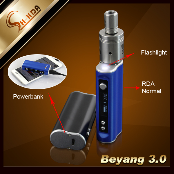 Hot new products for 2015 in stock!!! high quality 2200mah iSmoka/Eleaf istick 20w mod made in China!!!
