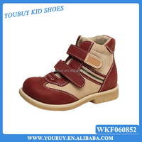 Stylish orthopedic safety children shoes hot selling in europe