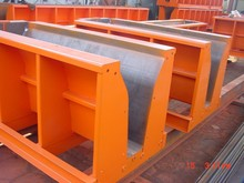 steel concrete block mold