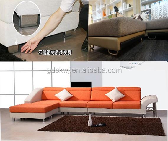 wholesale stainless steel legs metal sofa feet sofa leg for sale