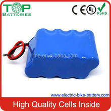 Universal super capacity new arrival defibrillator lithium battery pack