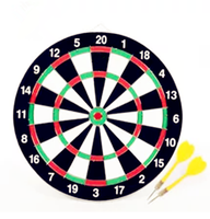 Dart Board Game for adult with Nerf Darts