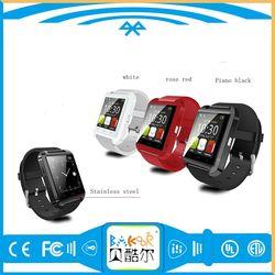 new fashion smartwatch U8 Bluetooth Smart watch U8 WristWatches U Watch Android Phone Smartphones+anti-lost U8 bluetooth phone
