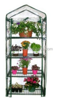 Metal Gardman 4-Tier Mini Greenhouse