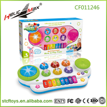 Hot funny baby electric piano musical instrument keyboard mini multifunctional play piano toy for sale