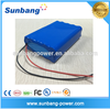 ShenZhen battery factory rechargeable li ion battery pack 12v 20ah for LED lights/power tools