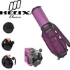 Helix nylon made Japan golf bag with wheels/ wheels for golf trolley bags