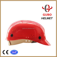 Work ABS Material Red American Safety Helmet