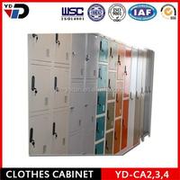 Cheap 2 door Cabinet Filing Cabinet Steel Locker Cabinet in France market