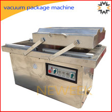 Commercial single room fruit and vegetable vacuum package machine