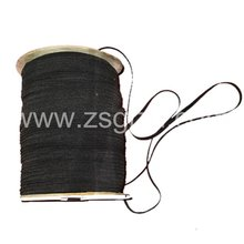 knitted thin 5mm rubber for bag handbags