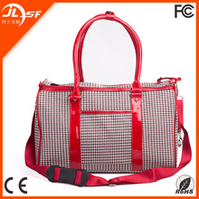 Good permeability, light, washable quick-drying, and feels soft dog carrier backpack