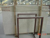 nice polished high quality slab&tiles Ibri cream white marble powder sale white marble slab