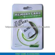 16MB Memory card for WII console Game Accessories